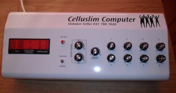 Celluslim 16 Pad Professional
